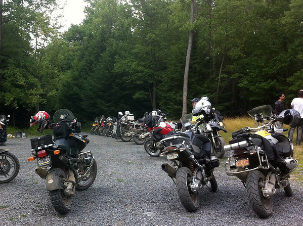 GS Central on Altrider Adventure Ride