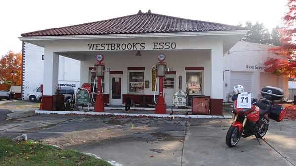 Westbrooks Esso Kingwood West Virginia