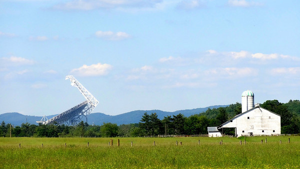 Green Bank Telescope Farm