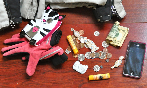 Whats in my pockets