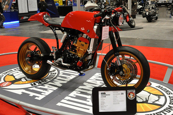 Roman Levin DRZ Cafe Racer Full of Hate