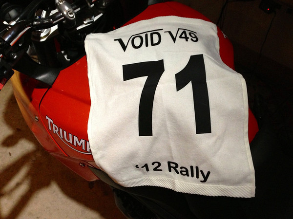 Void Rally Towel #71