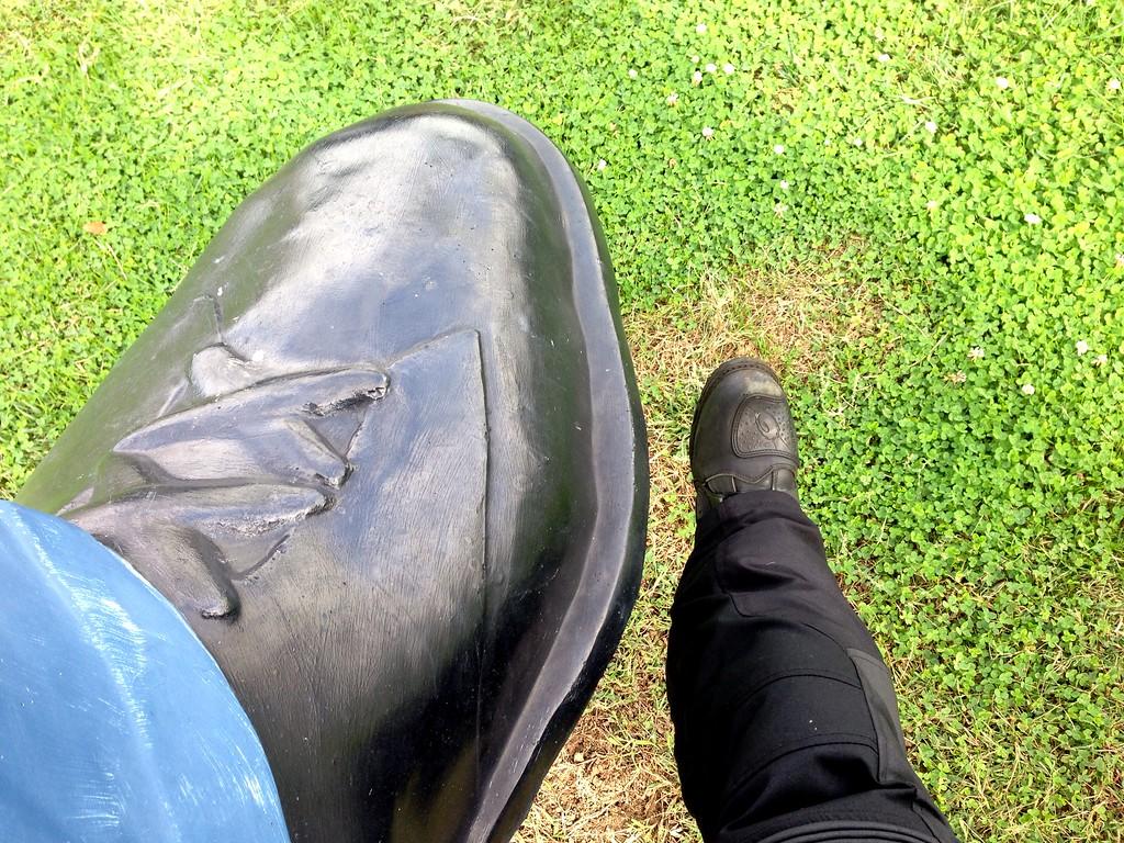 muffler man boots