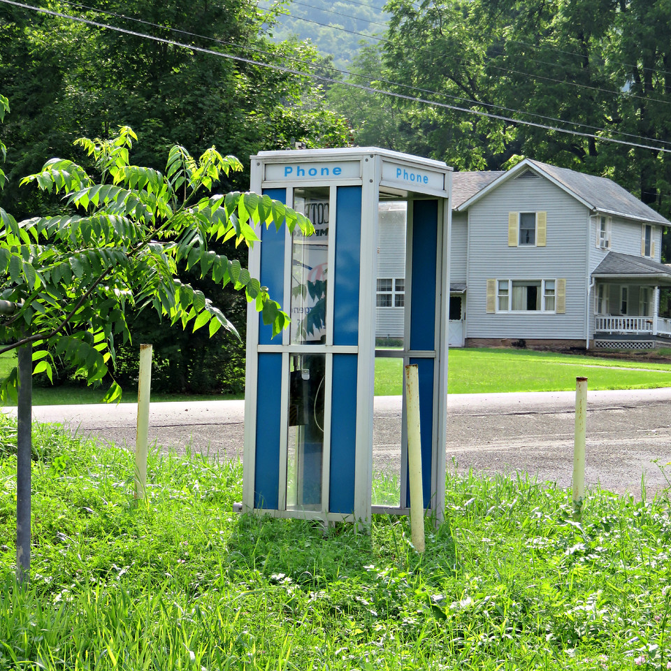phone booth in pennsylvania