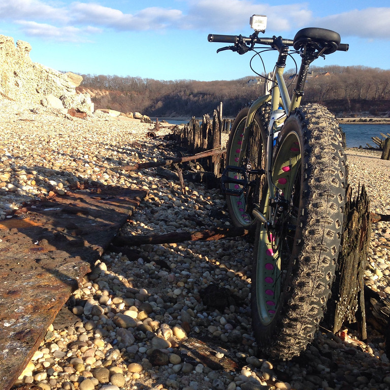 surly atbike ont eh beach