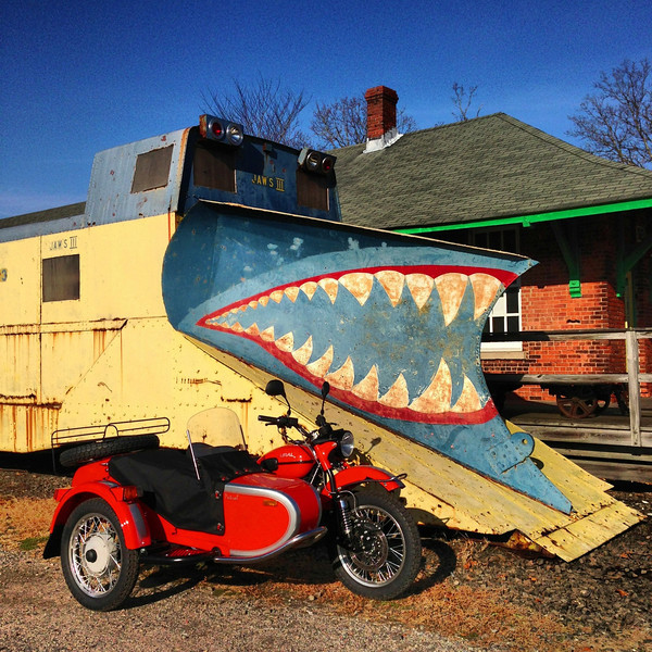 JAWS III in Greenport