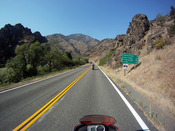 Highway 96 in California
