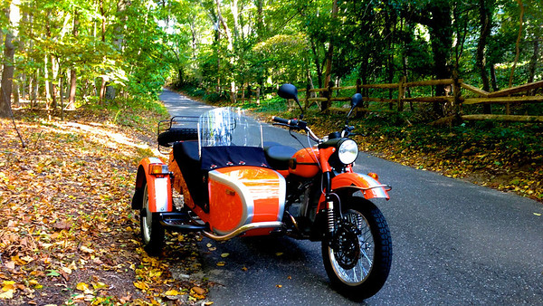 Lazy lanes on the Ural