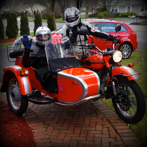 mom , me and the ural
