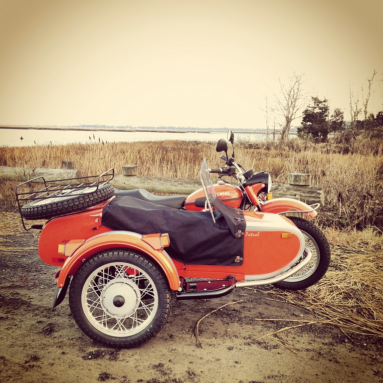 ural by the beach