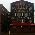 Wheeling, WV - Home of Mail Pouch Tobacco