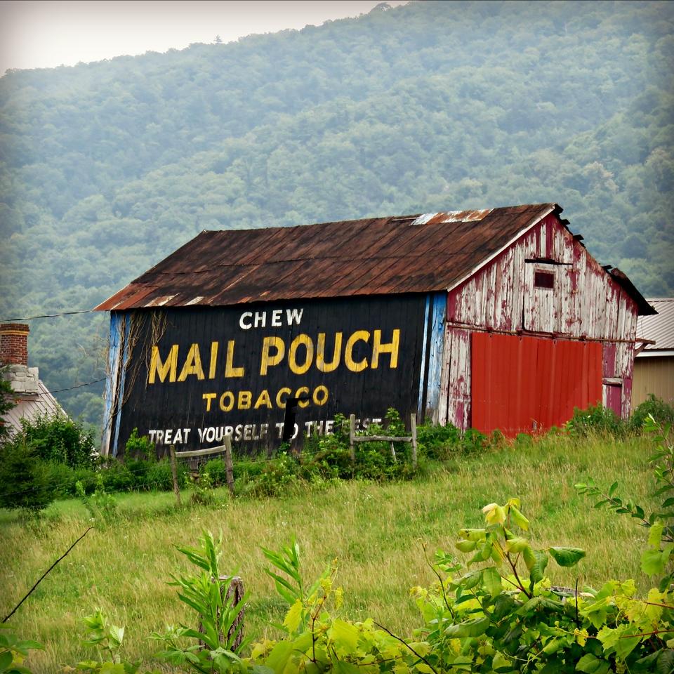 Fuzzygalore mailpouch tobacco photo bedford pa