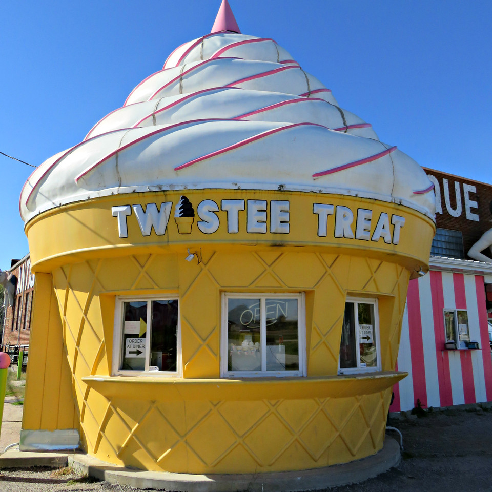 twistee treat ice cream building in illinois