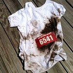 Completed a mud run
