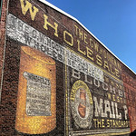 Mail Pouch Tobacco Mural - Pottsville, Pa