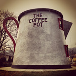 Bedford Coffee Pot - Bedford, Pa