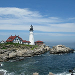 Portland Head Lighthouse - Portland, Me.